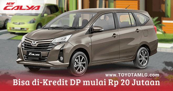 Harga Promo New Calya Malang 2021 Kredit Murah Dp Rp 30 Jutaan